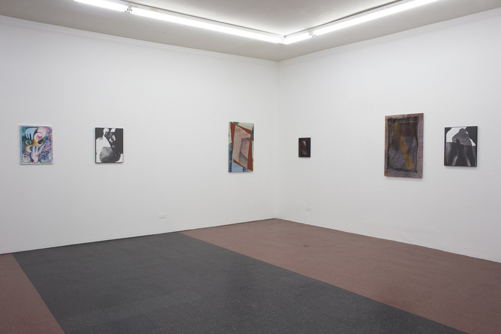 Parlour, Jerome Acks, Holly Murkerson, Kaylee Wyant at Adds Donna, Chicago - Install View