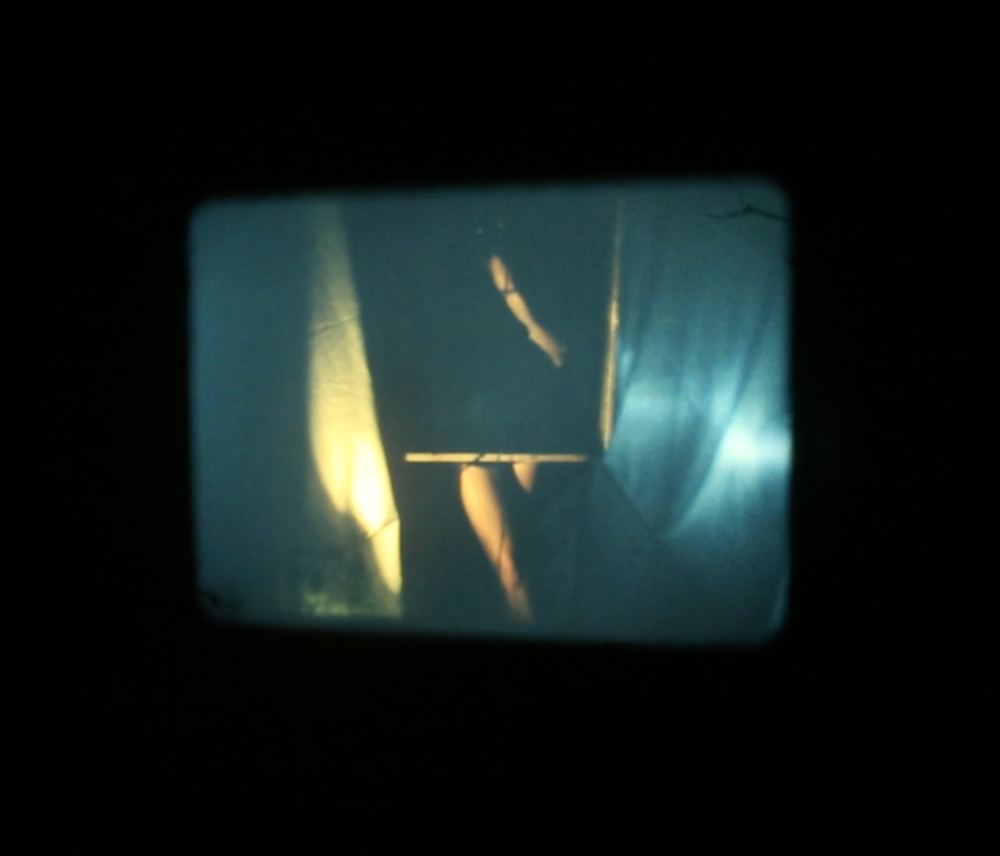 16mm film still, 2017