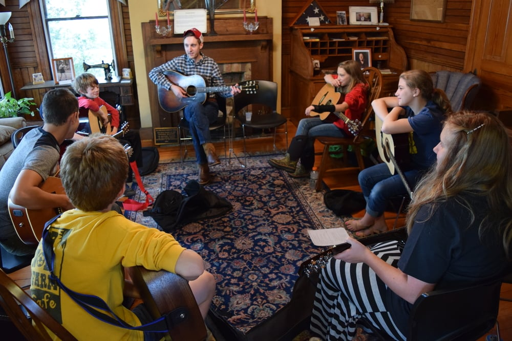 2016 JAM lessons. Click for more info.