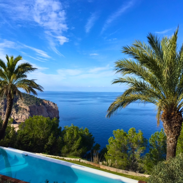 pool view can ibiza viva yoga holiday venue