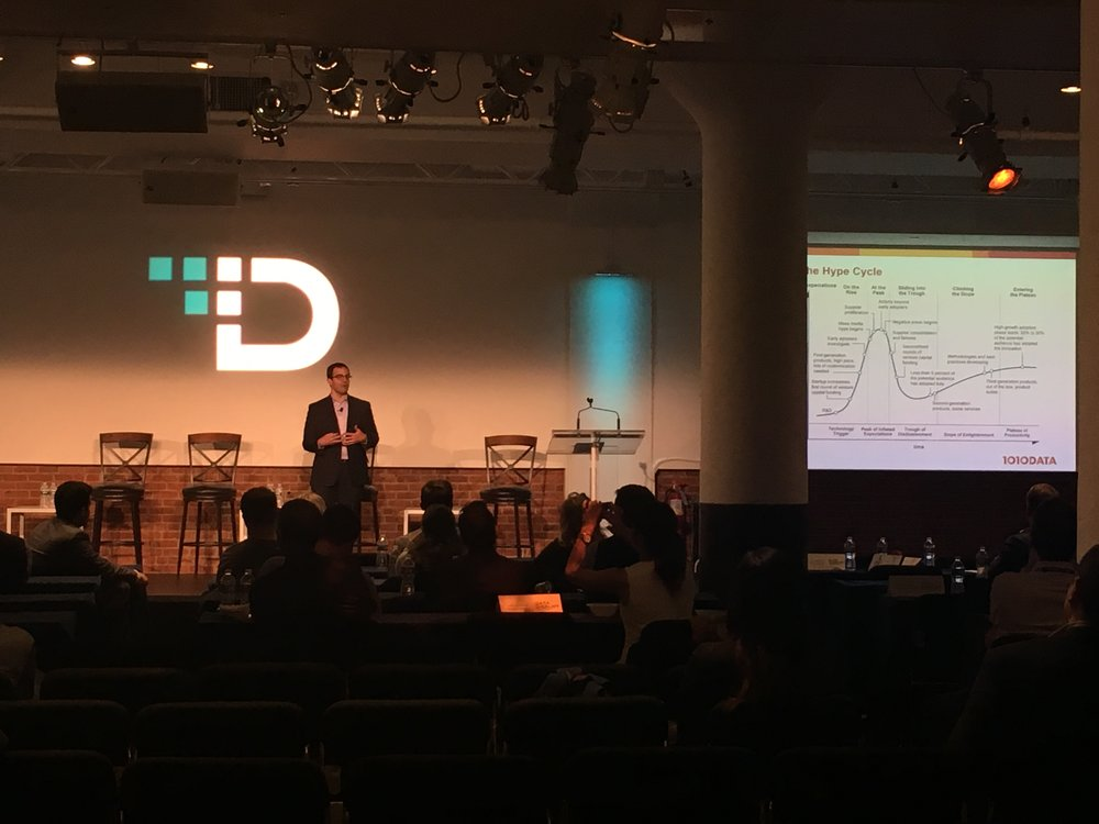 Data Disrupt 2017 Conference