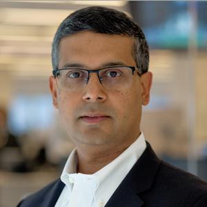 Rakesh Parameshwar<small>Bloomberg</small><span>Global Head of Desktop<br>API & Quant Solutions</span>