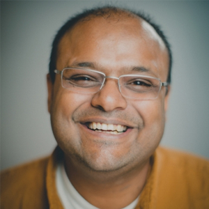 Ashish Bansal<small>Capital One</small><span>Senior Director, Data Science</span>