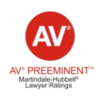 Carl Guagliardo is ranked as an AV Preeminent Lawyer