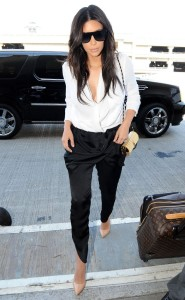 kim kardashian hair trends fall 2014