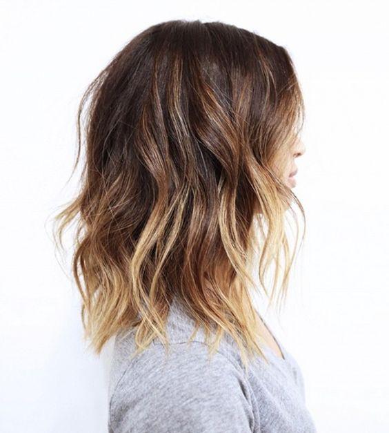 3. Wave Mist, Flat Iron Curls
