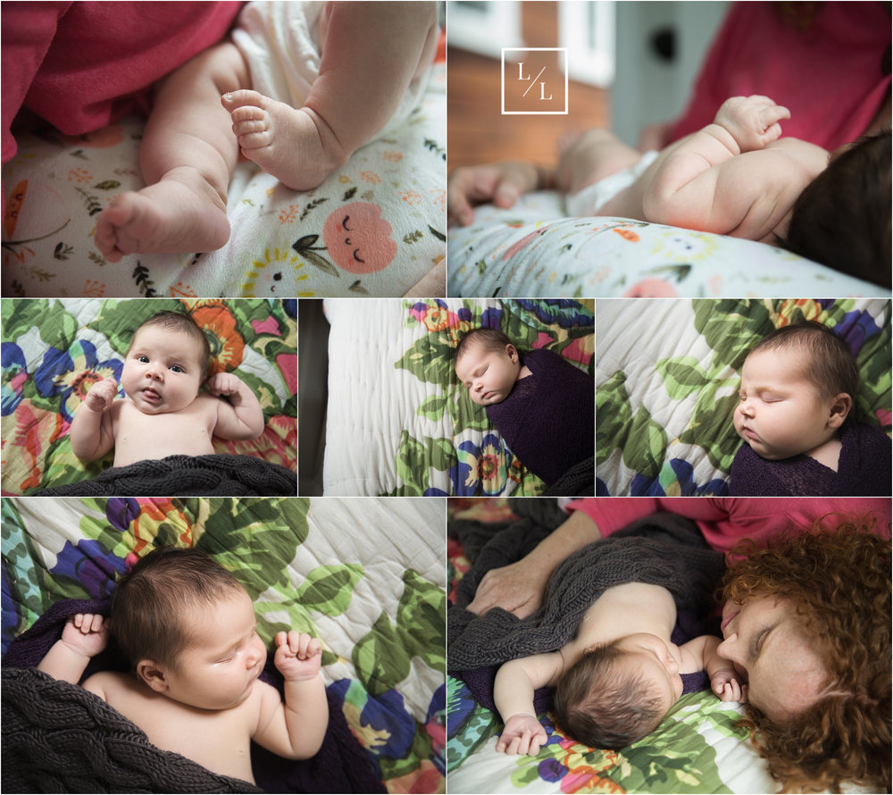 Seattle At-Home Newborn Photography — Lincoln & Lucy Photography