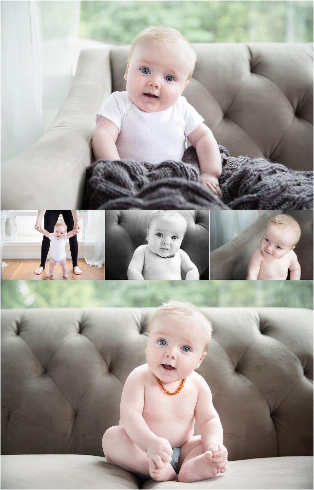 Lake Stevens Baby Photographer