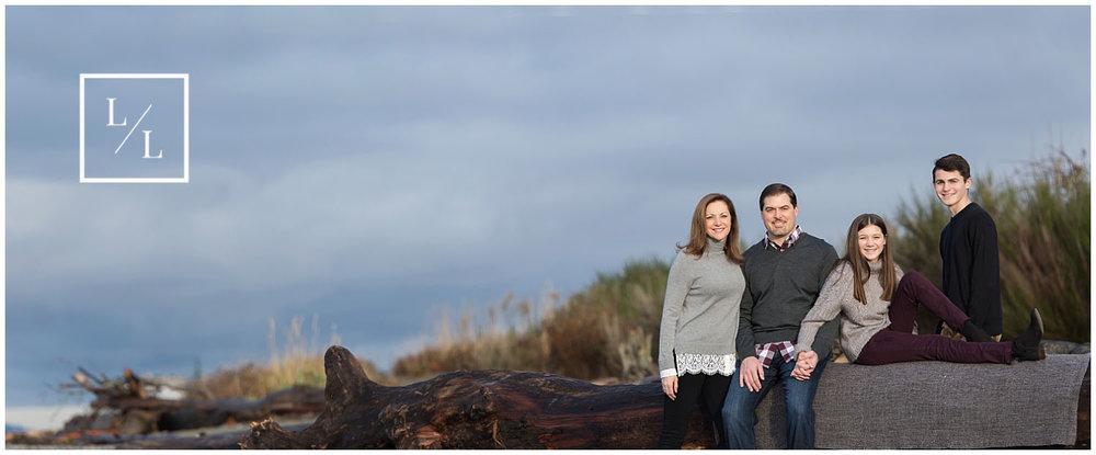Family Portrait Richmond Beach
