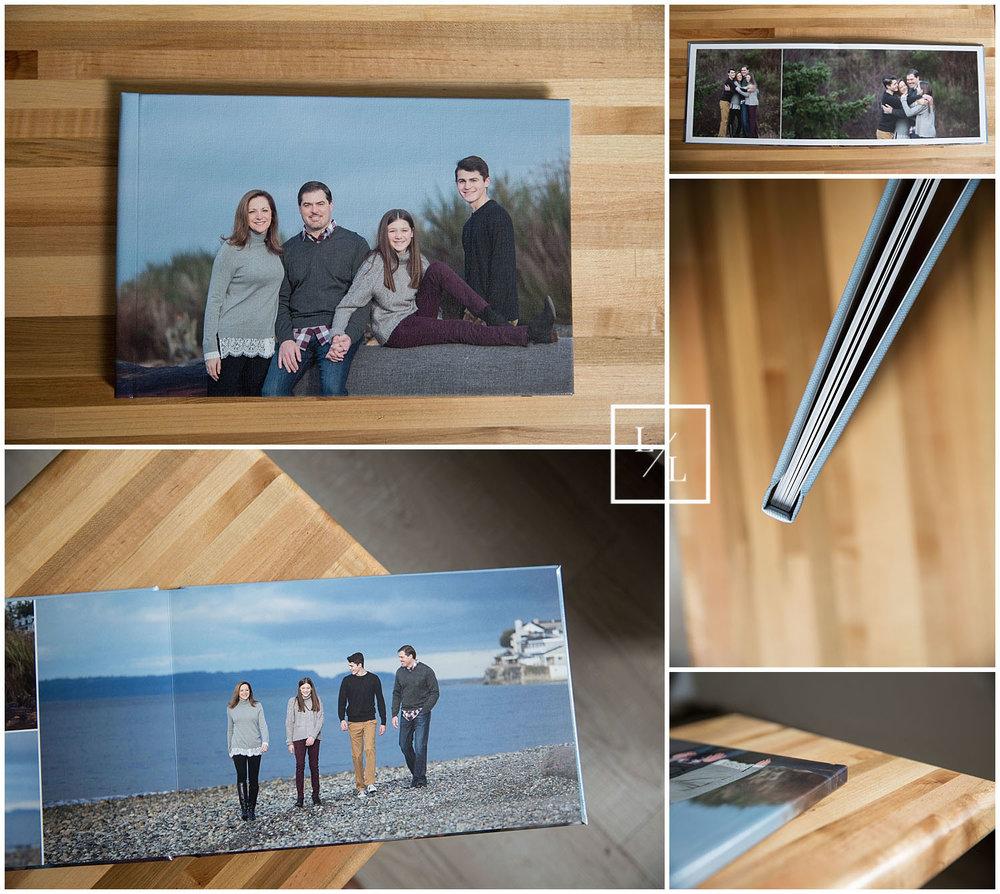 Family Photo Album Seattle