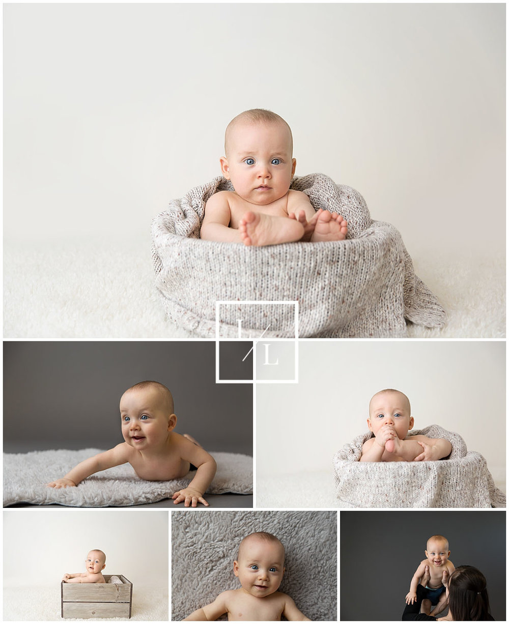 Baby Pictures in Everett