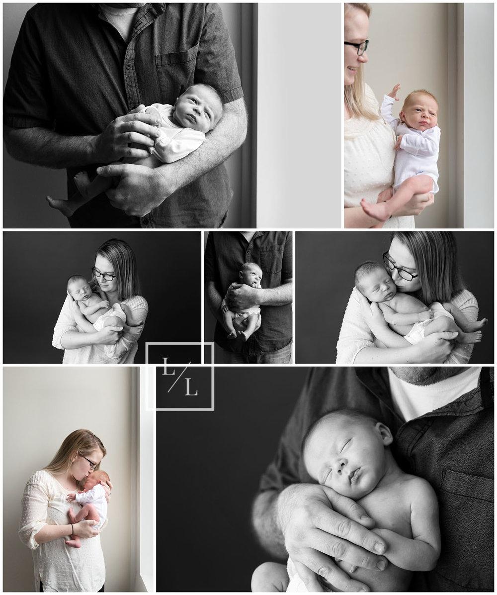Everett Newborn Pictures