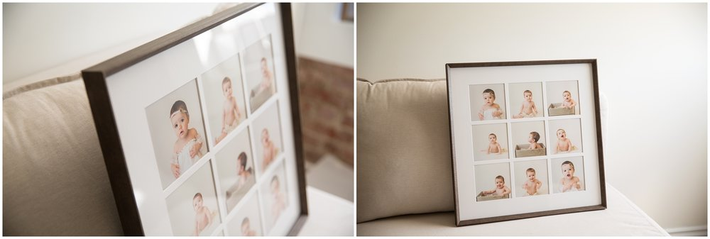 Baby Picture Collage Frame