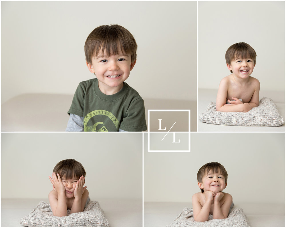 3 year old pictures in Everett Studio