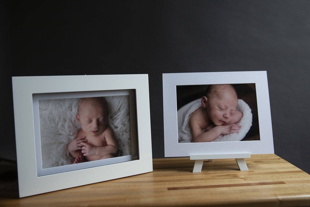 Newborn Photography Portfolio Display Box