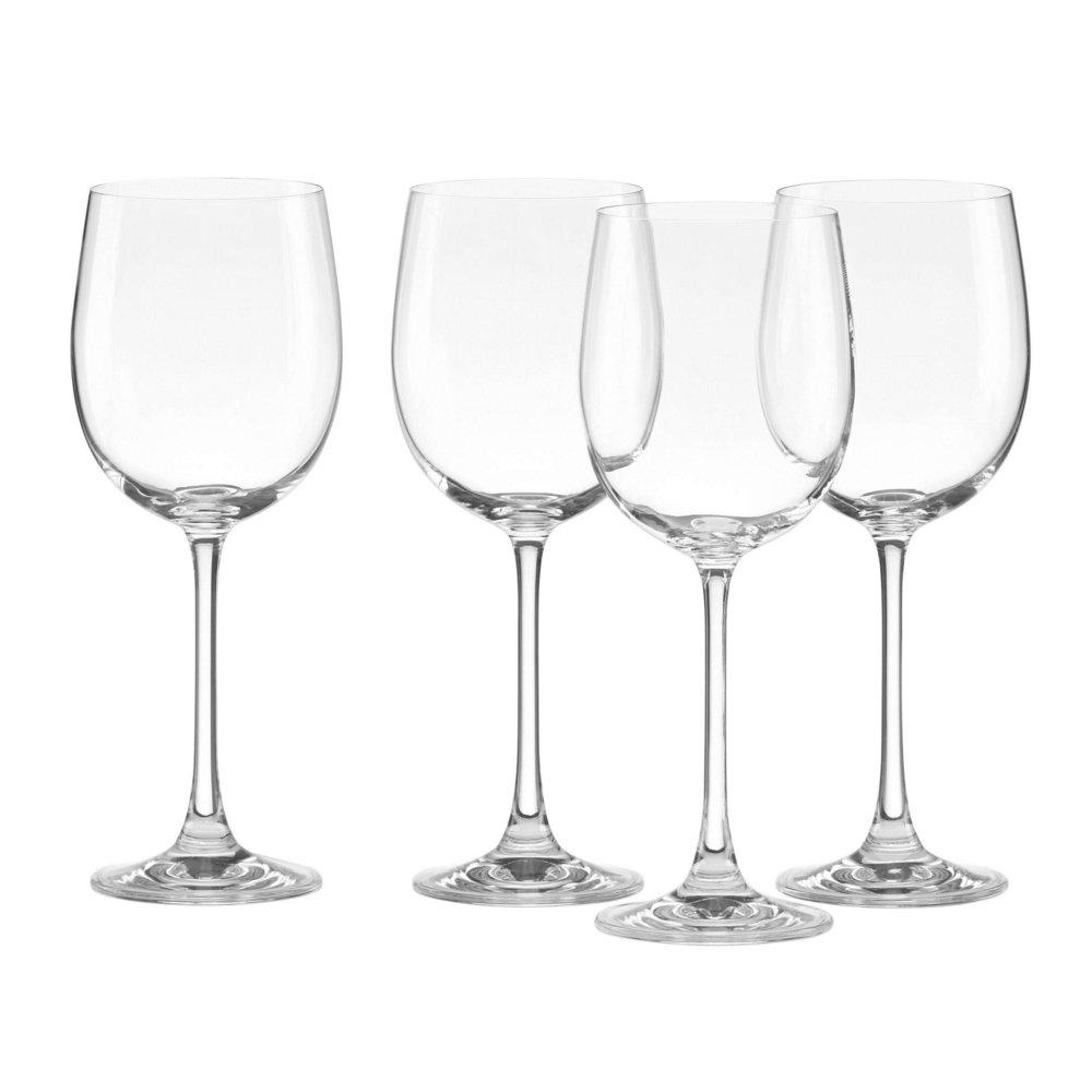 Set of 4 Chardonnay Wine Glasses