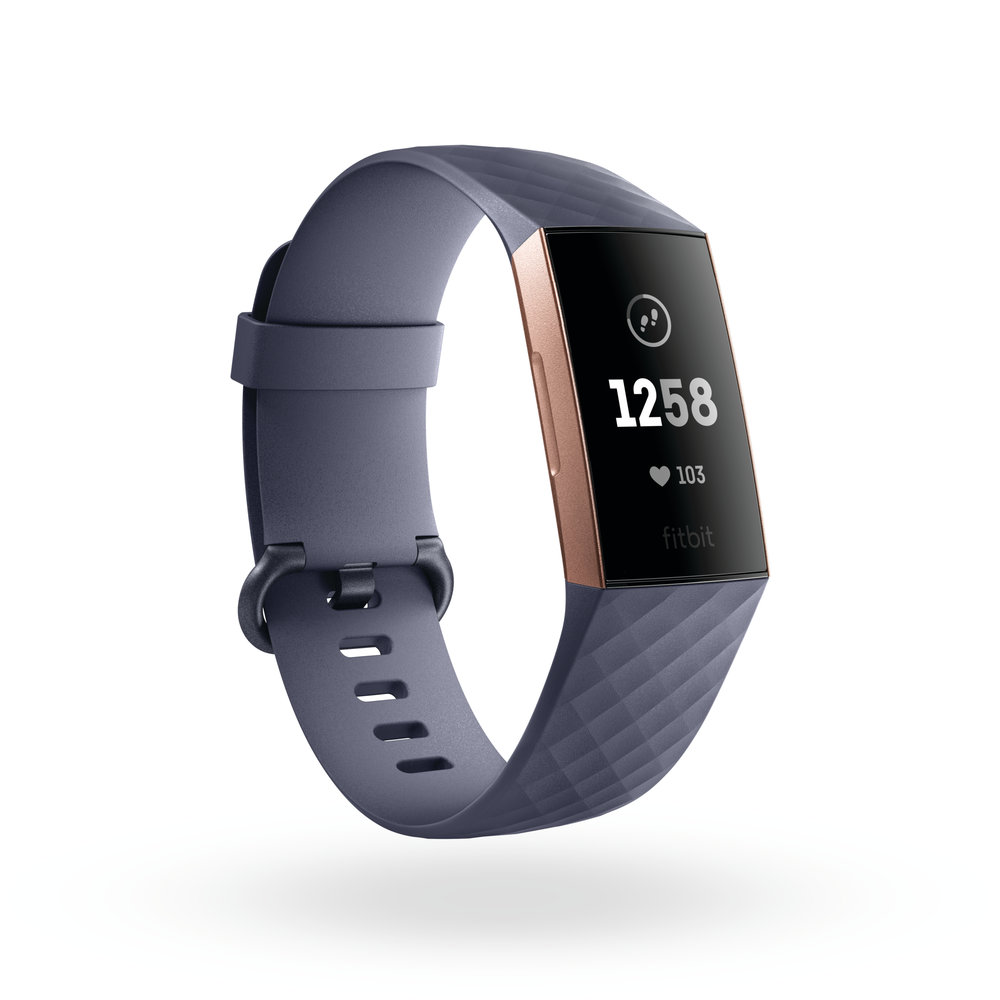Fitbit® Charge 3™ Advanced Fitness Tracker