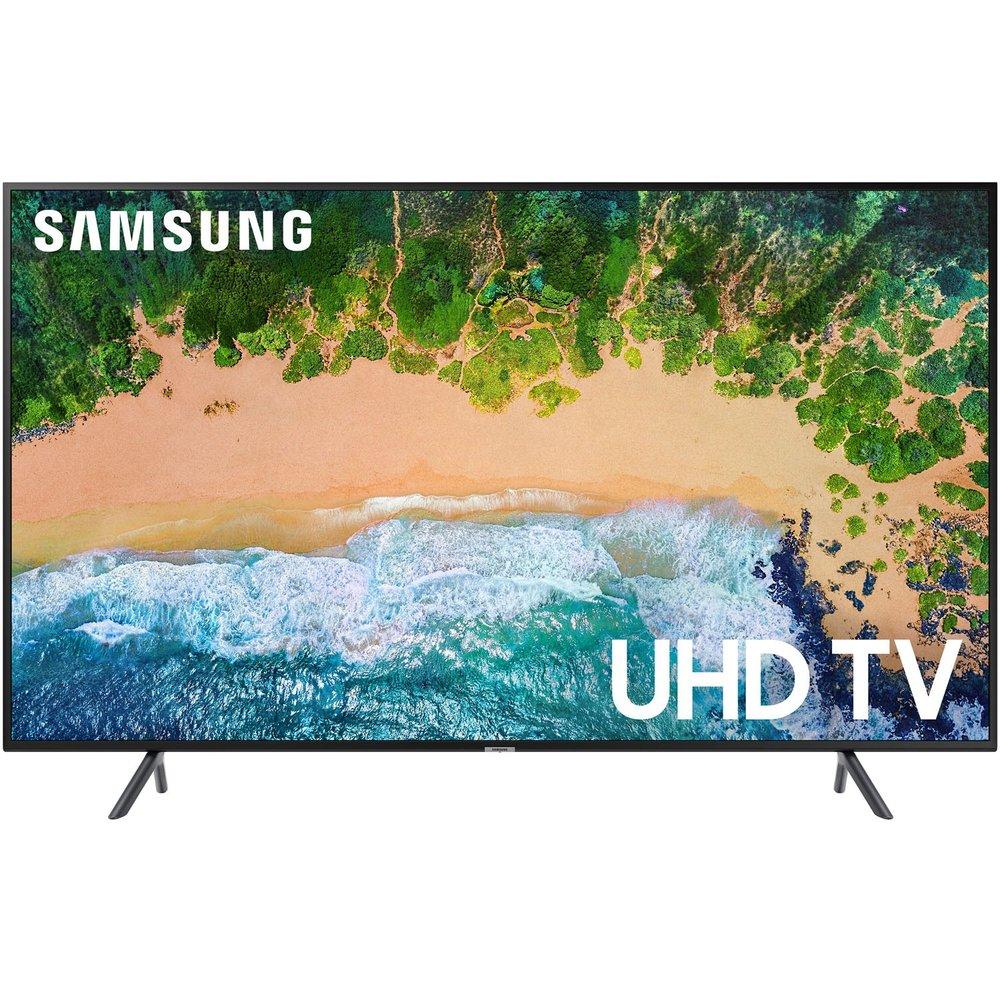 Samsung® 43-inch Smart 4K HDTV
