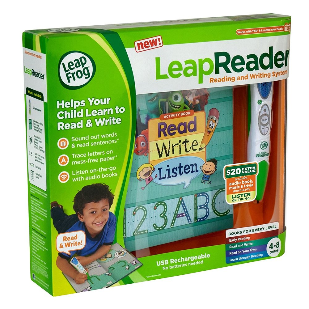 LeapFrog® LeapReader™ Reading and Writing System