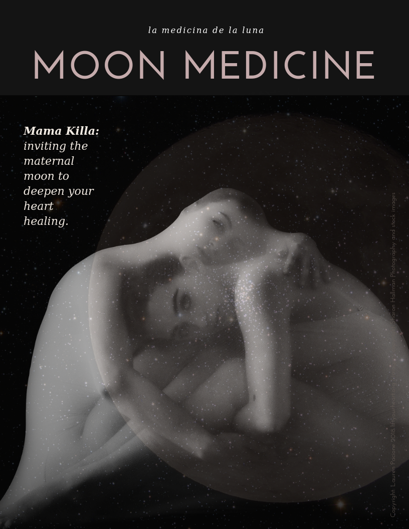 Moon Medicine Journey Communes December 21 - March 19   1st CLASS: JAN 8, 2019 (VIEW)