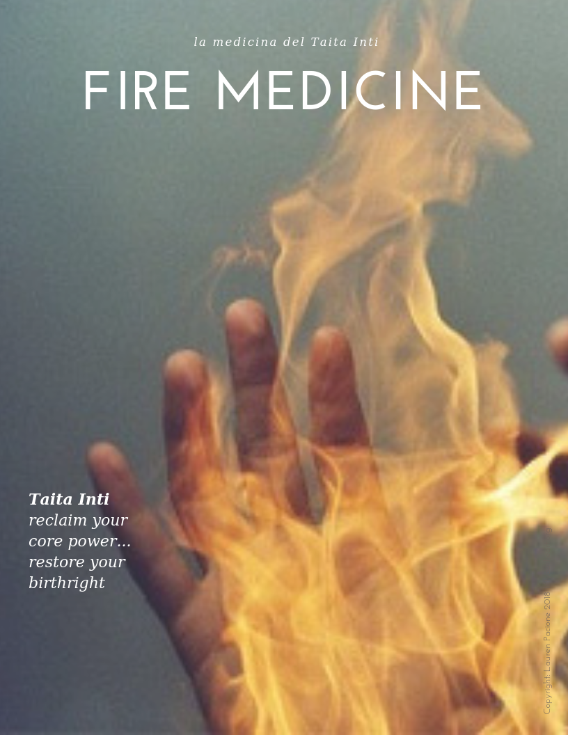 Fire Medicine Journey Communes WAITLIST