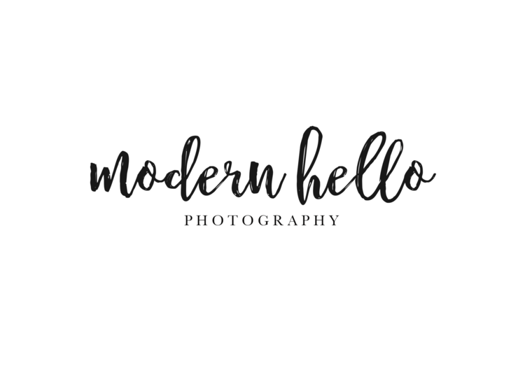 Modern Hello Photography