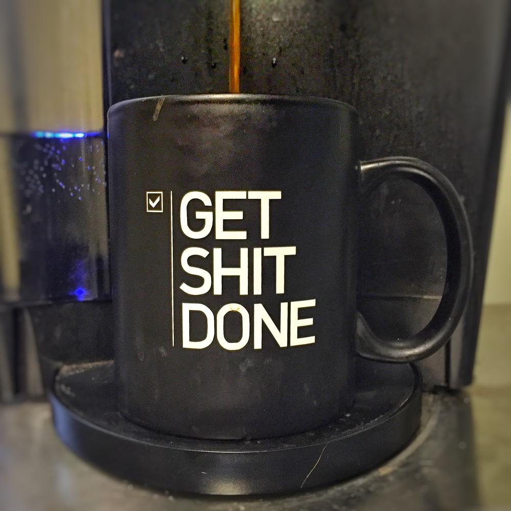 Startup Vitamins Coffee Mug