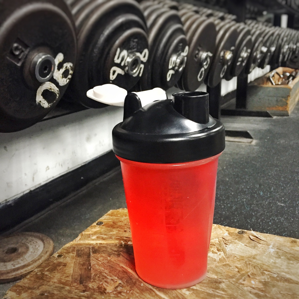 Make your own Pre-Workout