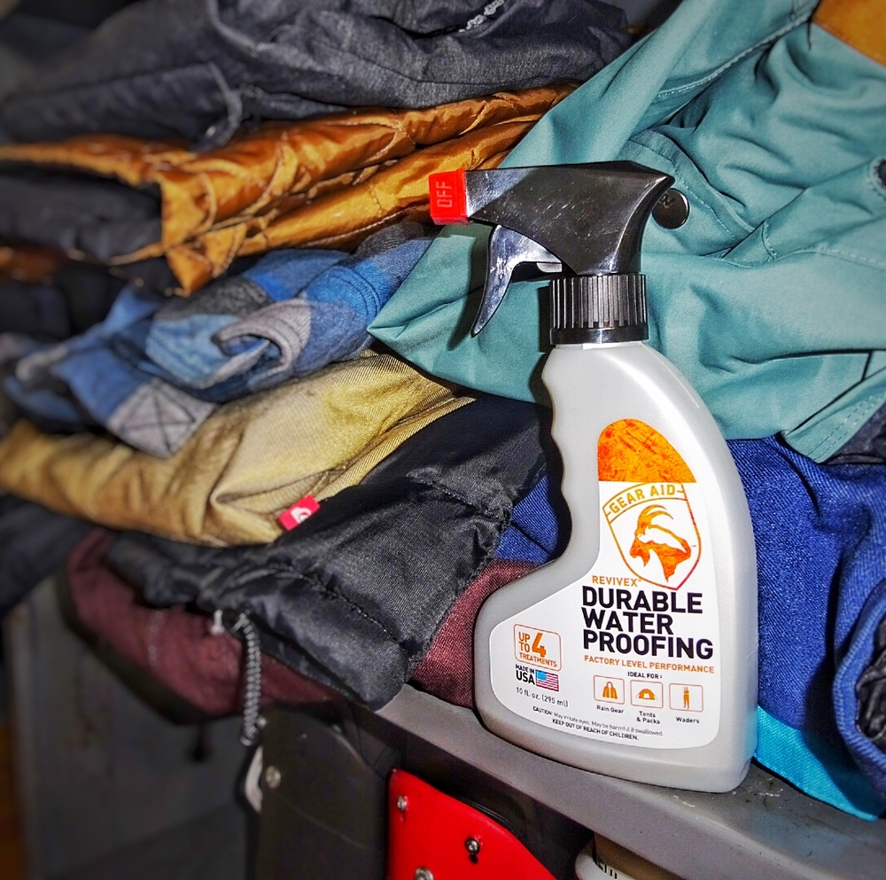 Gear Aid ReviveX Durable Waterproofing Spray