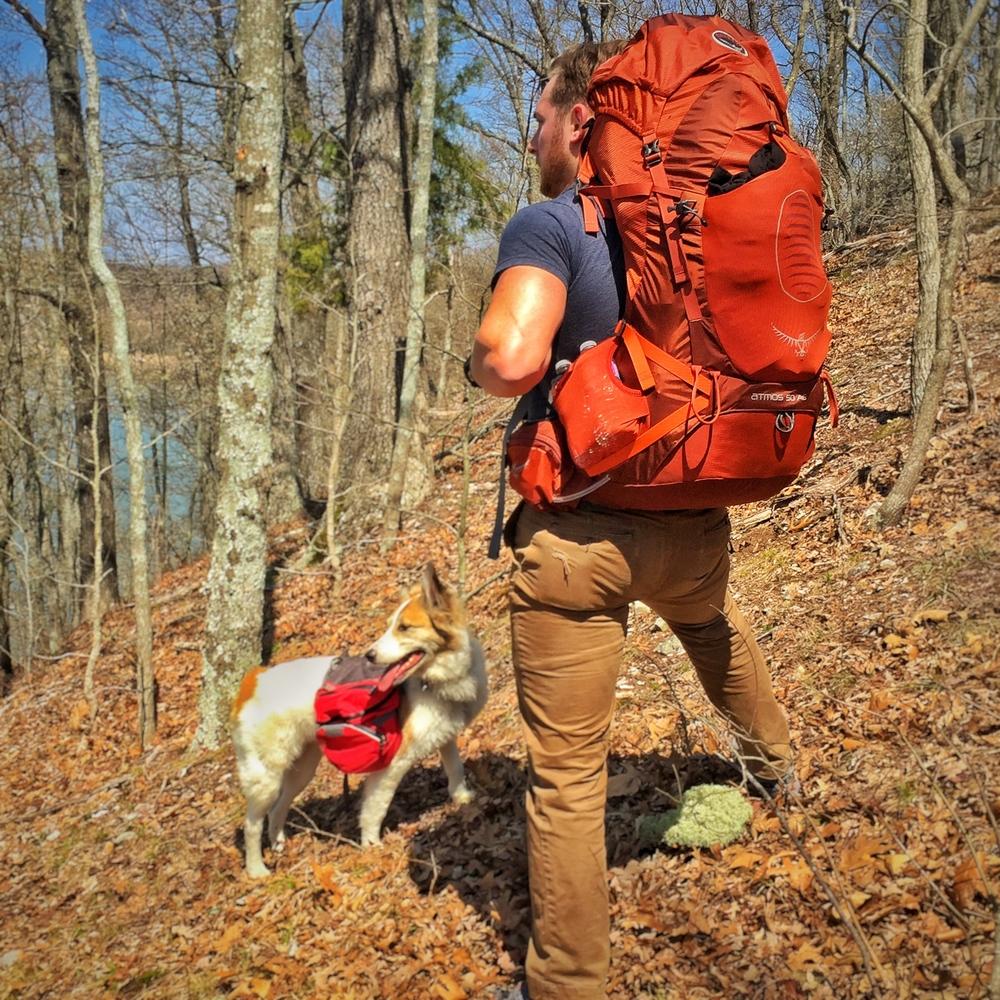 Osprey Packs Atmos 50 Backpack