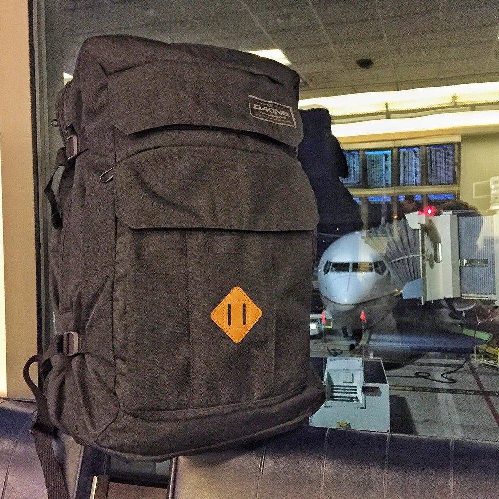 Dakine Departure Travel Bag