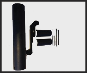 FN FS2000 Complete california conversion kit.The FN FS2000 Kit comes complete with a Bullet Button® & Barrel Extension. The Bullet Button® is made of a black polyurethane. The Barrel Extension is to make the barrel/gun length to California requirements. It is made from 6061 Aluminum and anodized black.