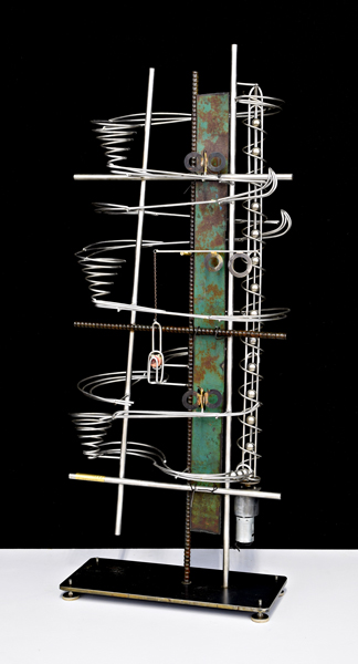 Kinetic Sculpture #906 (Available)