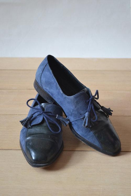 5b9dcfc4c Blue Suede Shoes. Shoes 17  88.JPG