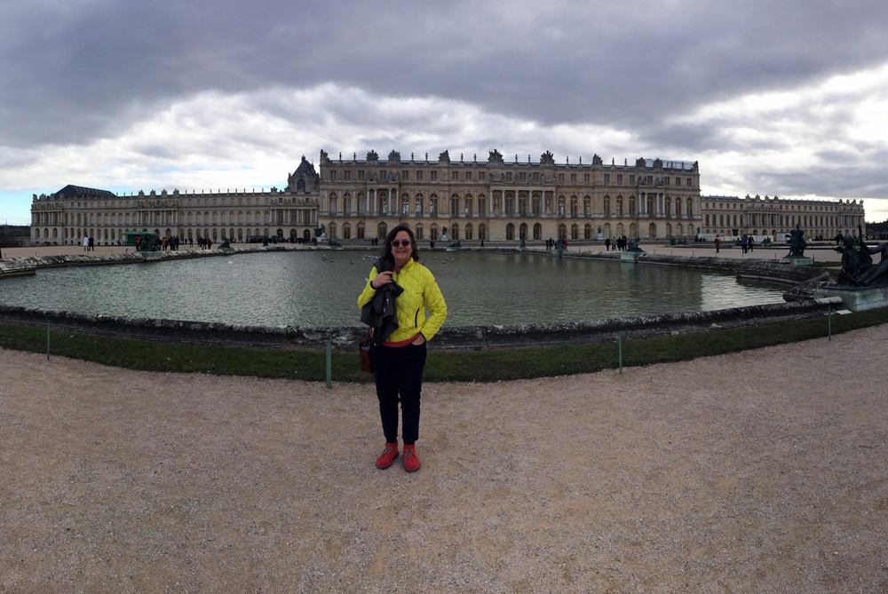 Ellen at the Fontainebleau