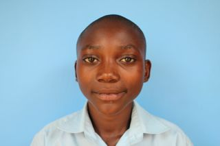 Isaac began school at WCIA after fleeing the Democratic Republic of the Congo.