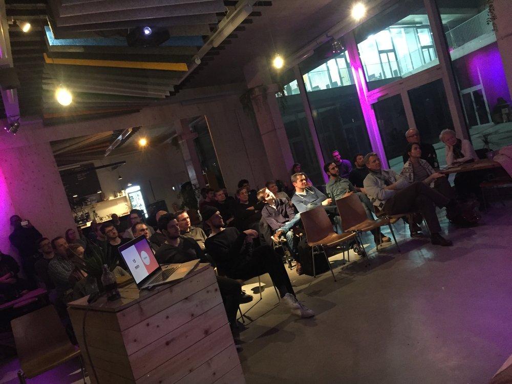 Location: Hafven Café (wie hier beim #Erstkontakt)