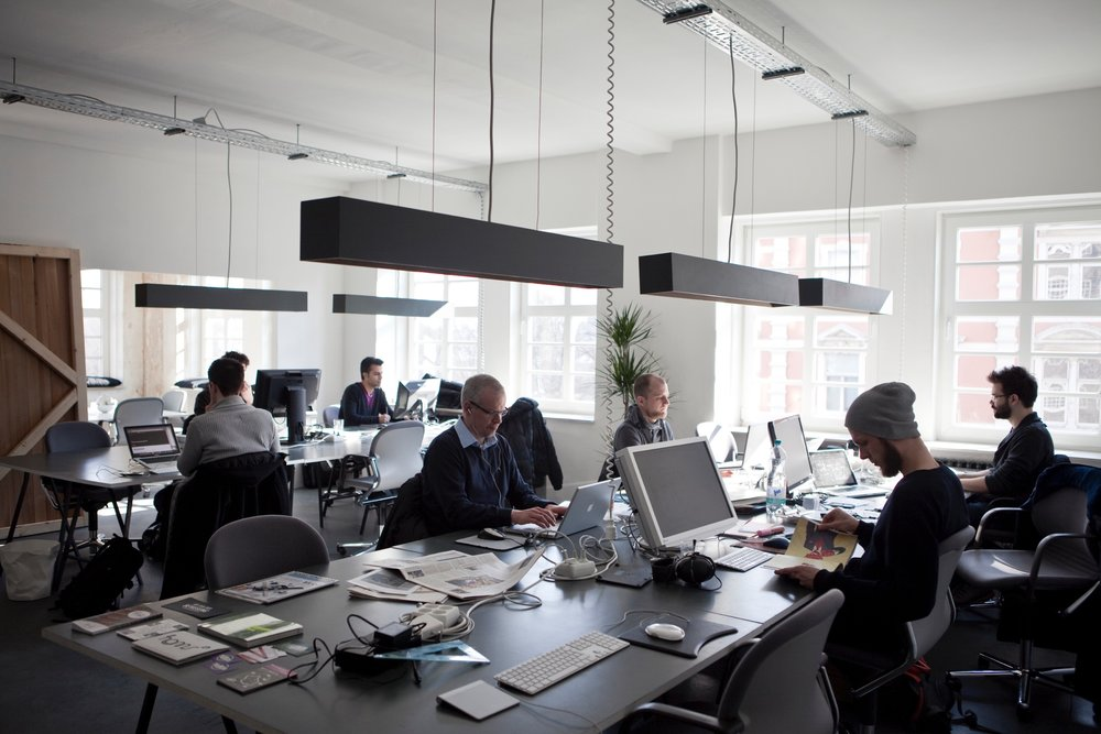 Coworking Space — Linden
