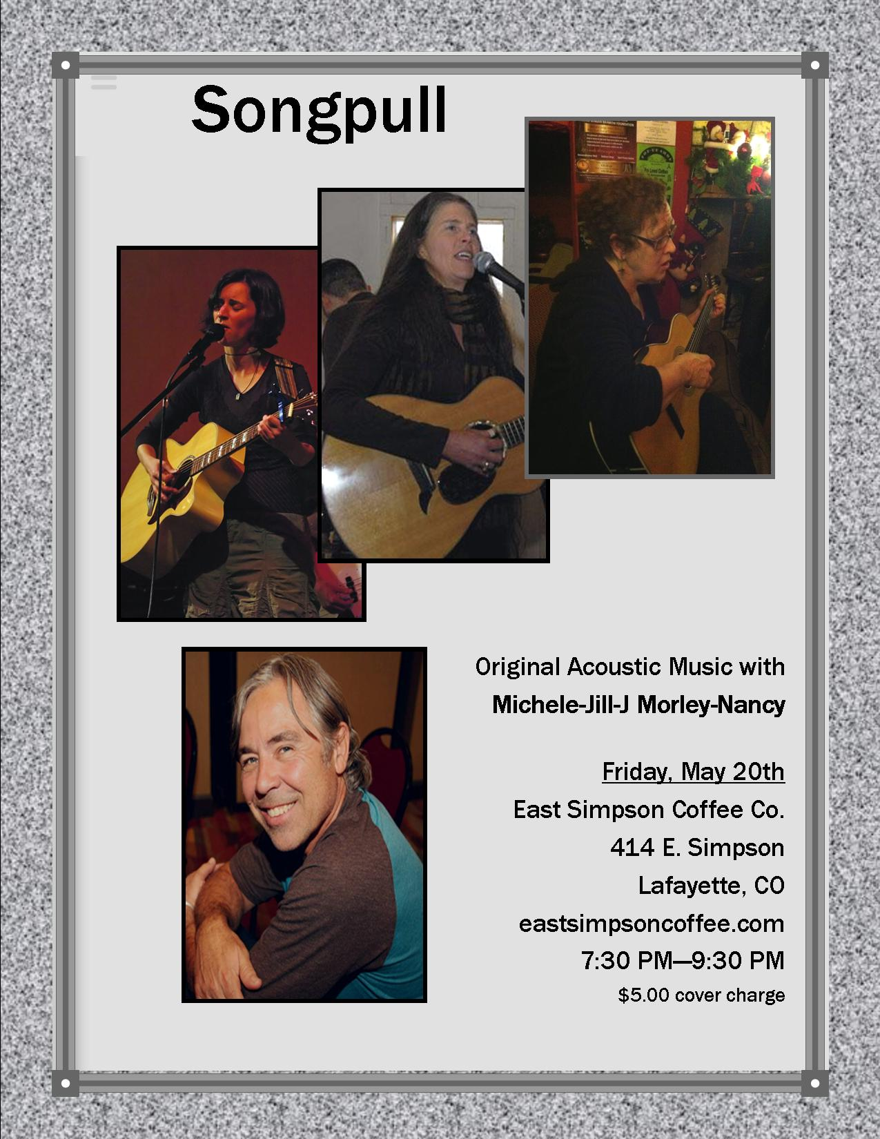 Song Pull #3 — East Simpson Coffee Company