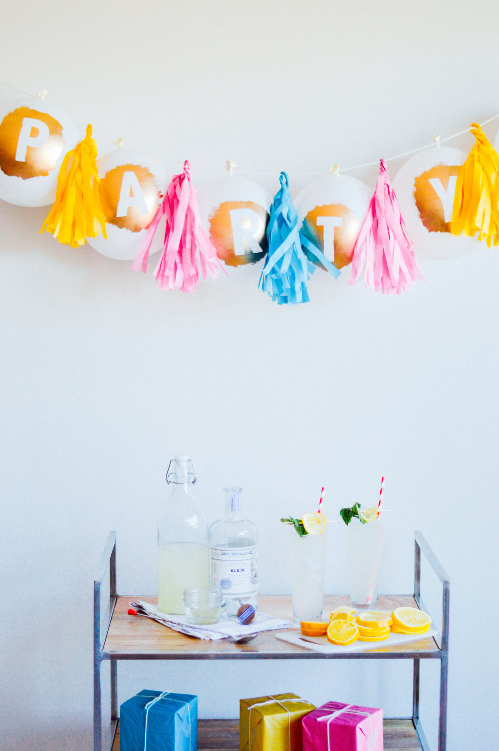 Any Excuse to Party: Classic Birthday Decor