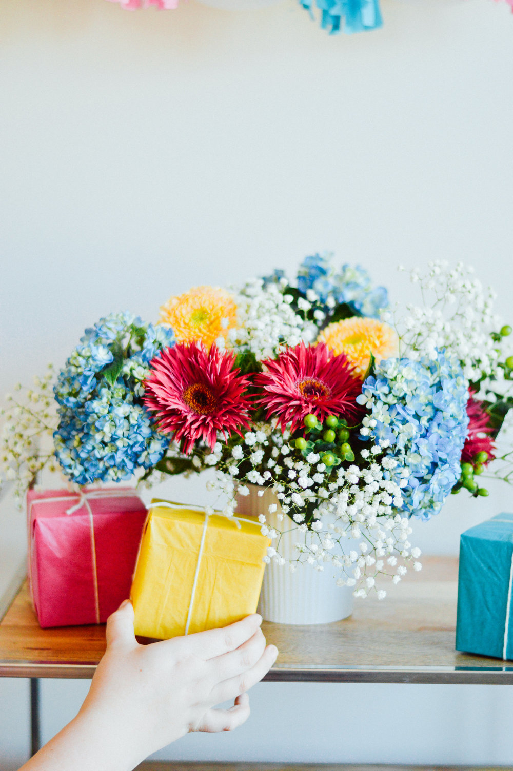 Any Excuse to Party: Classic Birthday Floral