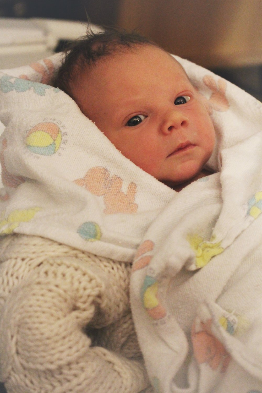 Our precious Emmett Rhodes Grimm