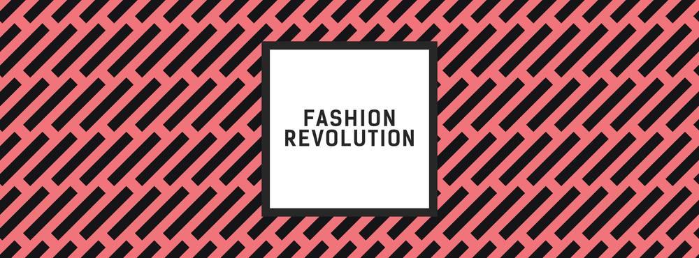 Fashion Revolution Day www.fashionrevolution.org