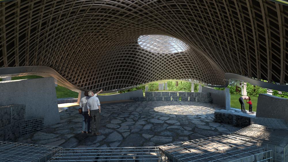 Oculus - Interior Render