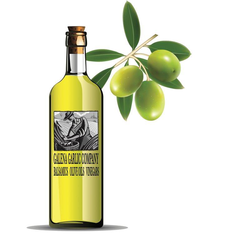 Olive Oils & Vinegars - Galena Garlic