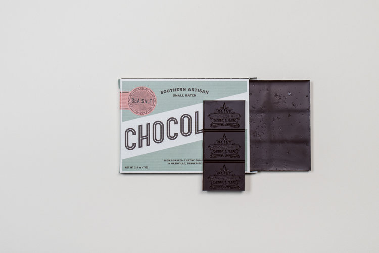 Olive & Sinclair - Chocolate Bars