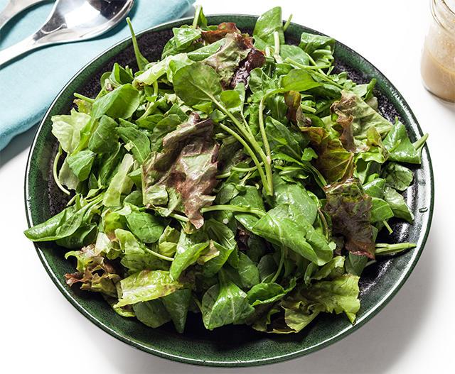 Salad Greens - Pond Creek Gardens