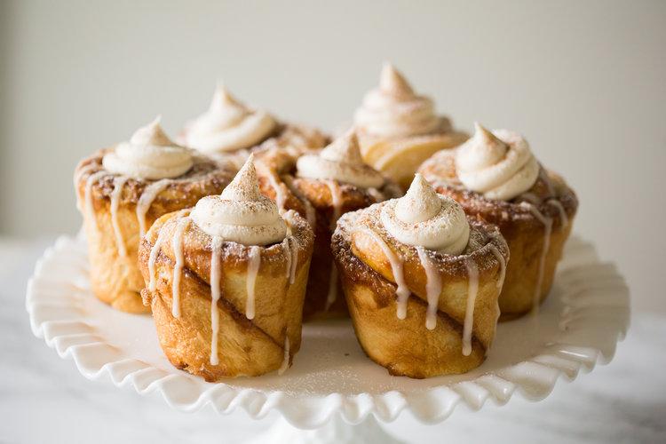 Brioche Pastries (sweet & savory) - Brightside Bakeshop