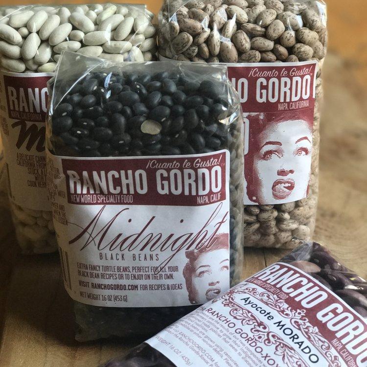 Heirloom Beans - Rancho Gordo