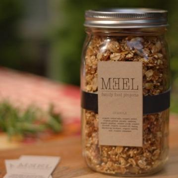 Mostly Organic Granola - MEEL
